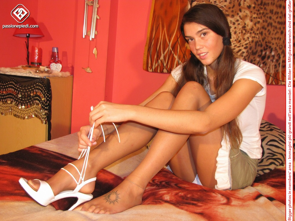 I miei piedini e le mie scarpine per voi 2